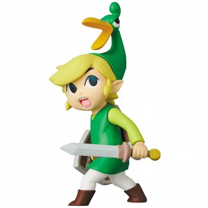 PREORDER - Medicom UDF Link The Legend Of Zelda The Minish Cap Figure (green)