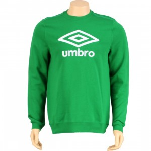 Umbro Repton Sweater (emerald green)
