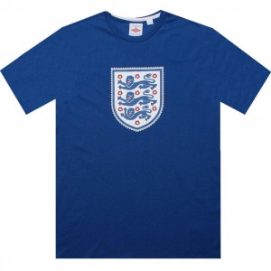 Umbro England Sportswear Graphic Tee (true blue)