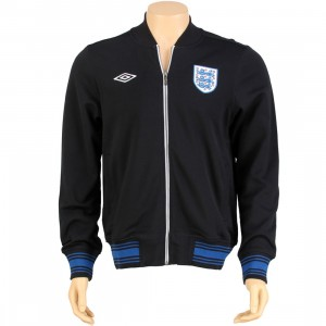 Umbro England Knitted Track Jacket (galaxy black)