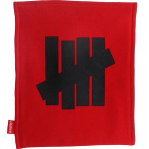 Undefeated iPad Case (red)
