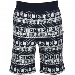 Undefeated Ascender Sweatshorts (navy)