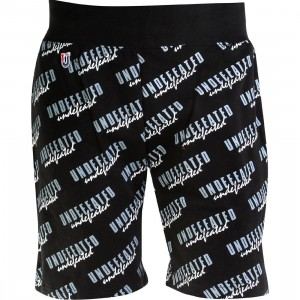 Undefeated Fanatic Sweat Shorts (black)