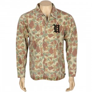 Undefeated HBT Coaches Jacket (camo)