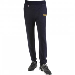 Undefeated Chain Sweatpants (navy / indigo)