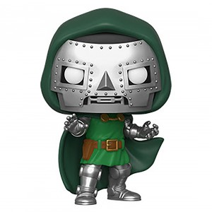 PREORDER - Funko Marvel Fantastic Four Doctor Doom (green)