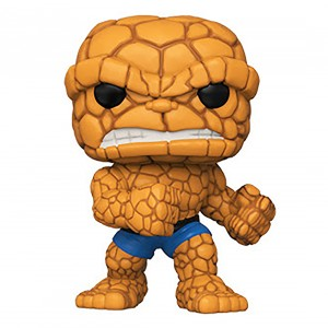 PREORDER - Funko Marvel Fantastic Four The Thing (brown)