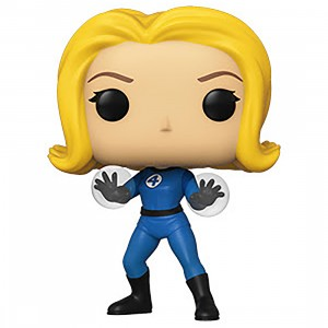 PREORDER - Funko Marvel Fantastic Four Invisible Girl (blue)