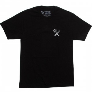 Us Versus Them In Lies Tee (black)