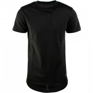 Unyforme Lee Big Hole Tee (black)