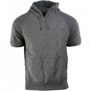 Unyforme Cooked Axel Hoody (gray / heather charcoal / black)