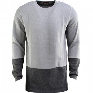 Unyforme Murry Knit Top Tee (gray)
