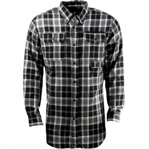 Unyforme West Woven Shirt (black)