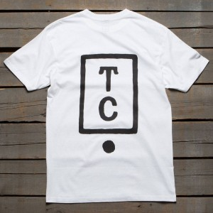 Team Cozy Men Logo Tee (white)