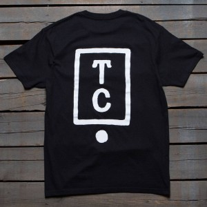 Team Cozy Men Logo Tee (black)