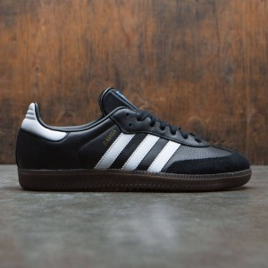 Adidas Men Samba OG (black / footwear white / gum)