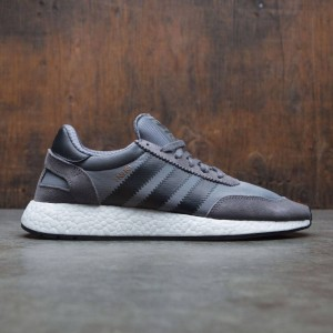 Adidas Men Iniki Runner (gray / core black / footwear white)