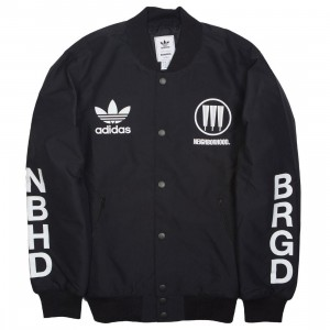 Adidas x Neighborhood Men Stadium Jacket (black)