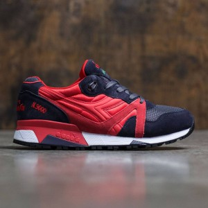 Diadora Men N9000 NYL II (red / nine iron)
