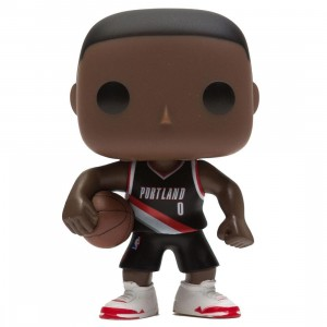 Funko POP Sports NBA Portland Trail Blazers Damian Lillard (black)