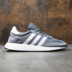 Adidas Men Iniki Runner (gray / vista grey / footwear white / core black)