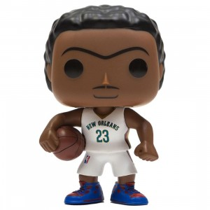 Funko POP Sports NBA New Orleans Pelicans Anthony Davis (white)