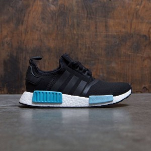 Adidas Women NMD R1 W (black / core black / icey blue)