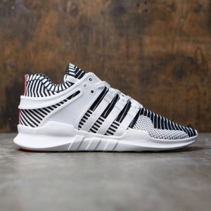 Adidas Men EQT Support ADV Primeknit (white / footwear white / turbo)