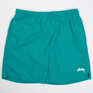 Stussy Men Stock Elastic Wasit Short II (green)