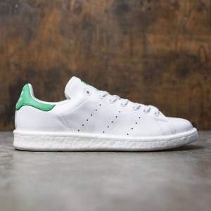 Adidas Men Stan Smith Boost (white / footwear white / green)
