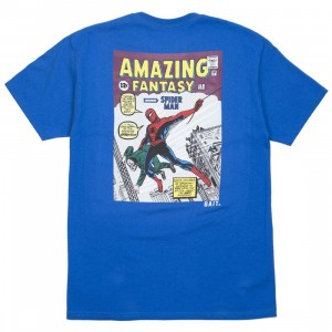 BAIT x Marvel Comics Men Amazing Spiderman Tee (blue)
