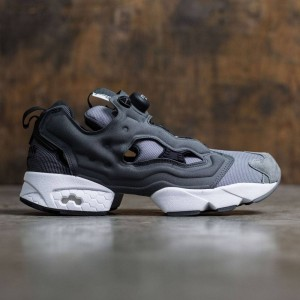 Reebok Men InstaPump Fury Tech (black / dgh solid grey / foggy grey / white)
