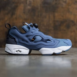 Reebok Men InstaPump Fury Tech (blue / royal slate / collegiate navy / blue slate / white)