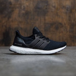 Adidas Women UltraBoost (black / core black / dark grey)