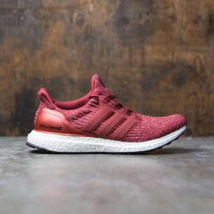 Adidas Women UltraBOOST (red / mystery red / tactile pink)