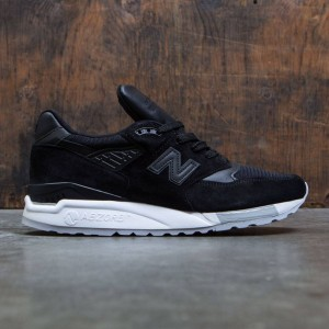 New Balance Men 998 M998NJ - Made In USA (black / grey)