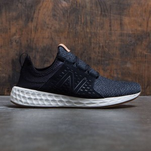 New Balance Men Fresh Foam Cruz MCRUZOB (black / sea salt / gum)