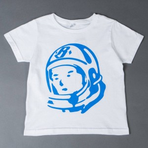 Billionaire Boys Club Youth Helmet Tee (white)