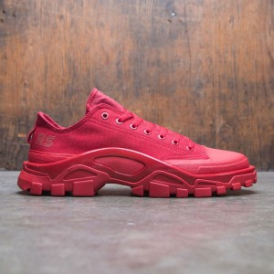 Adidas x Raf Simons Men Detroit Runner (red / power red)