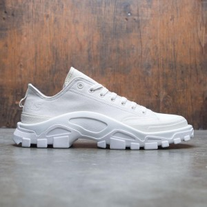 Adidas x Raf Simons Men Detroit Runner (white / talc / footwear white)