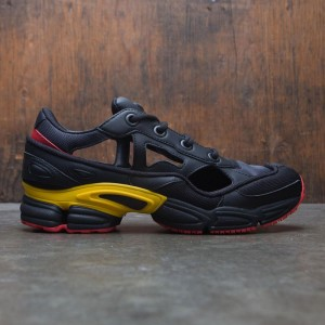 Adidas Raf Simons Men Replicant Ozweego (black / core black / night grey)