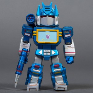 BAIT x Transformers x Switch Collectibles Soundwave 4.5 Inch Figure - Antique Metals Edition