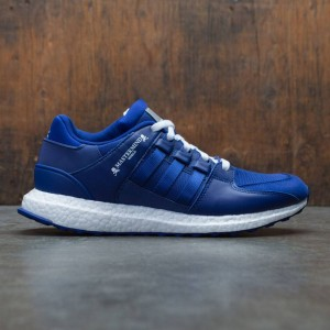 Adidas x Mastermind World Men EQT Support Ultra (blue / mystery ink / footwear white)