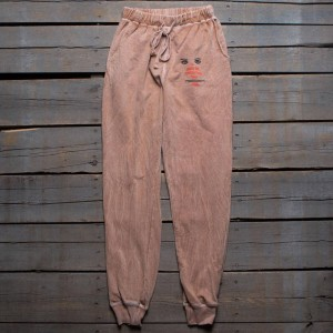 Dimepiece Women Paradise Fade Sweat Pants (brown)