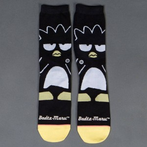 Stance x Hello Kitty Women Badtz Maru Socks (black)