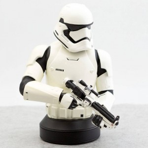 Gentle Giant Studios Star Wars EP7 The Force Awakens First Order Stormtrooper 1:6 Scale Mini Bust (white)