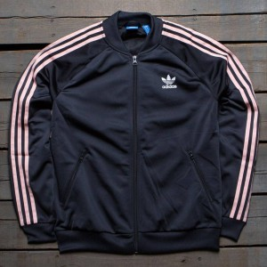 Adidas Women Superstar Track Jacket (black)