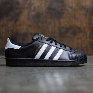 Adidas Men Superstar Foundation (black / core black / white)