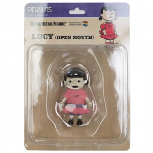 Medicom UDF Peanuts Vintage Ver. Open Mouth Lucy Ultra Detail Figure (pink)