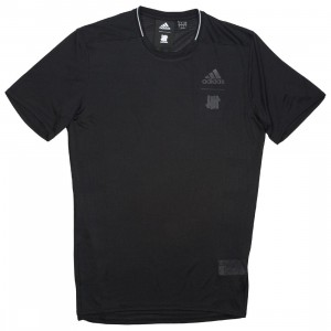 Adidas x Undefeated Men Supernova Tee (black)